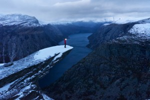 Trolltunga in november (photo: eklaf)